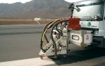 Cape Verde: removal of paint markings
